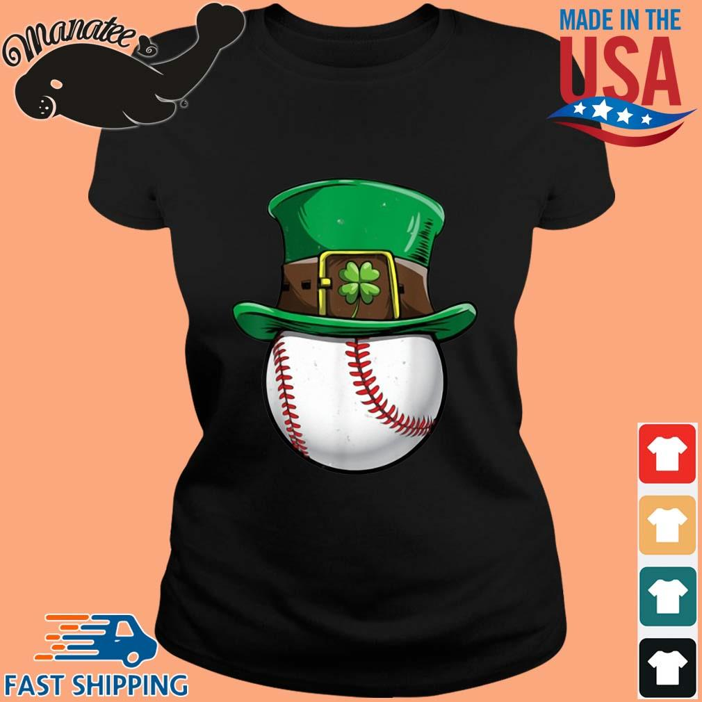 Baseball Irish St Patrick's Day s ladies den