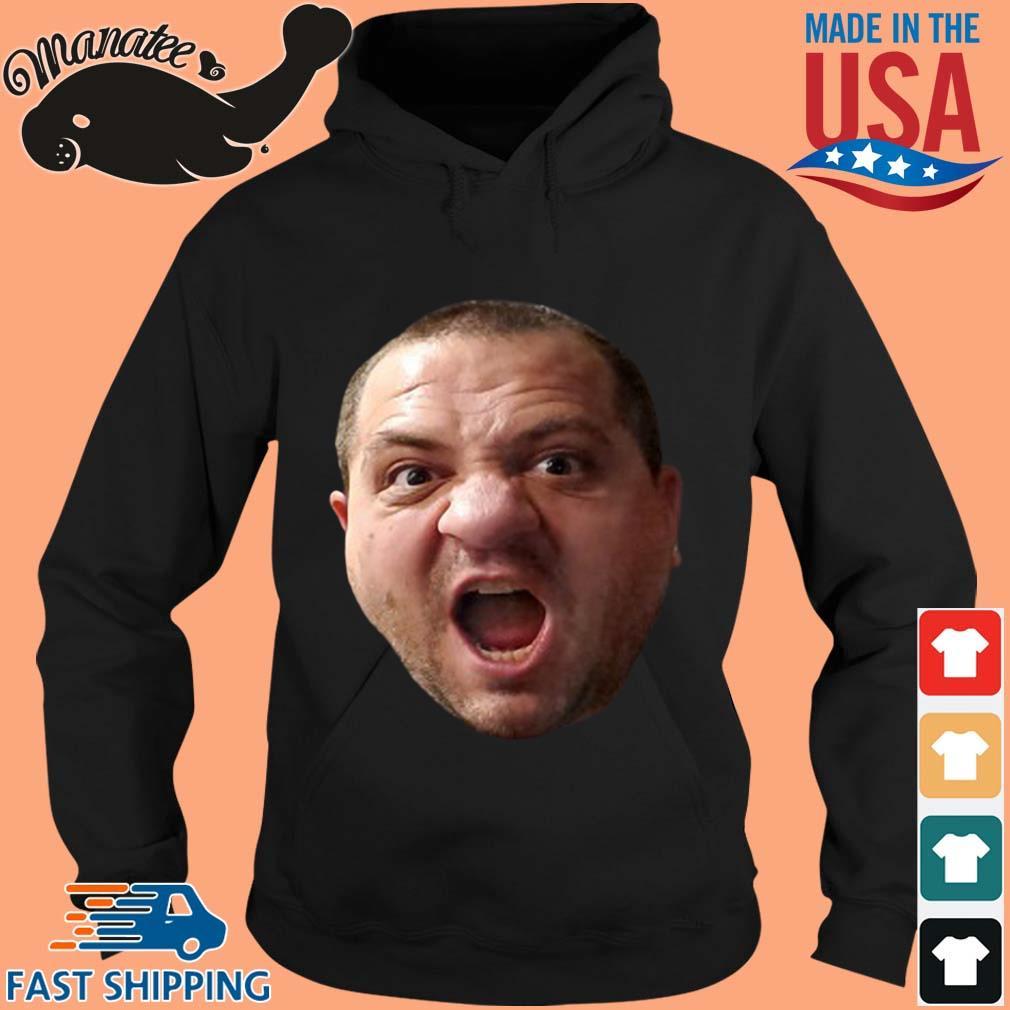 Crazy American Shirt hoodie den