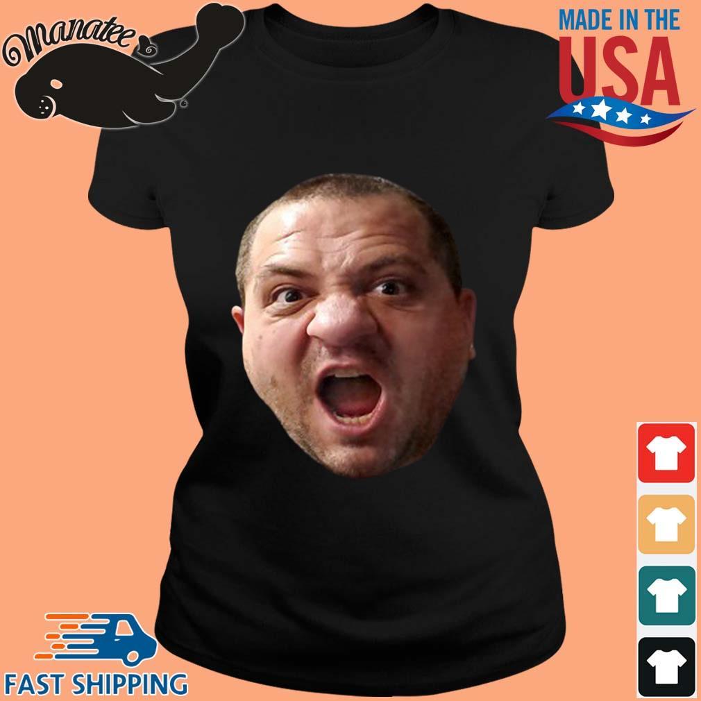 Crazy American Shirt ladies den