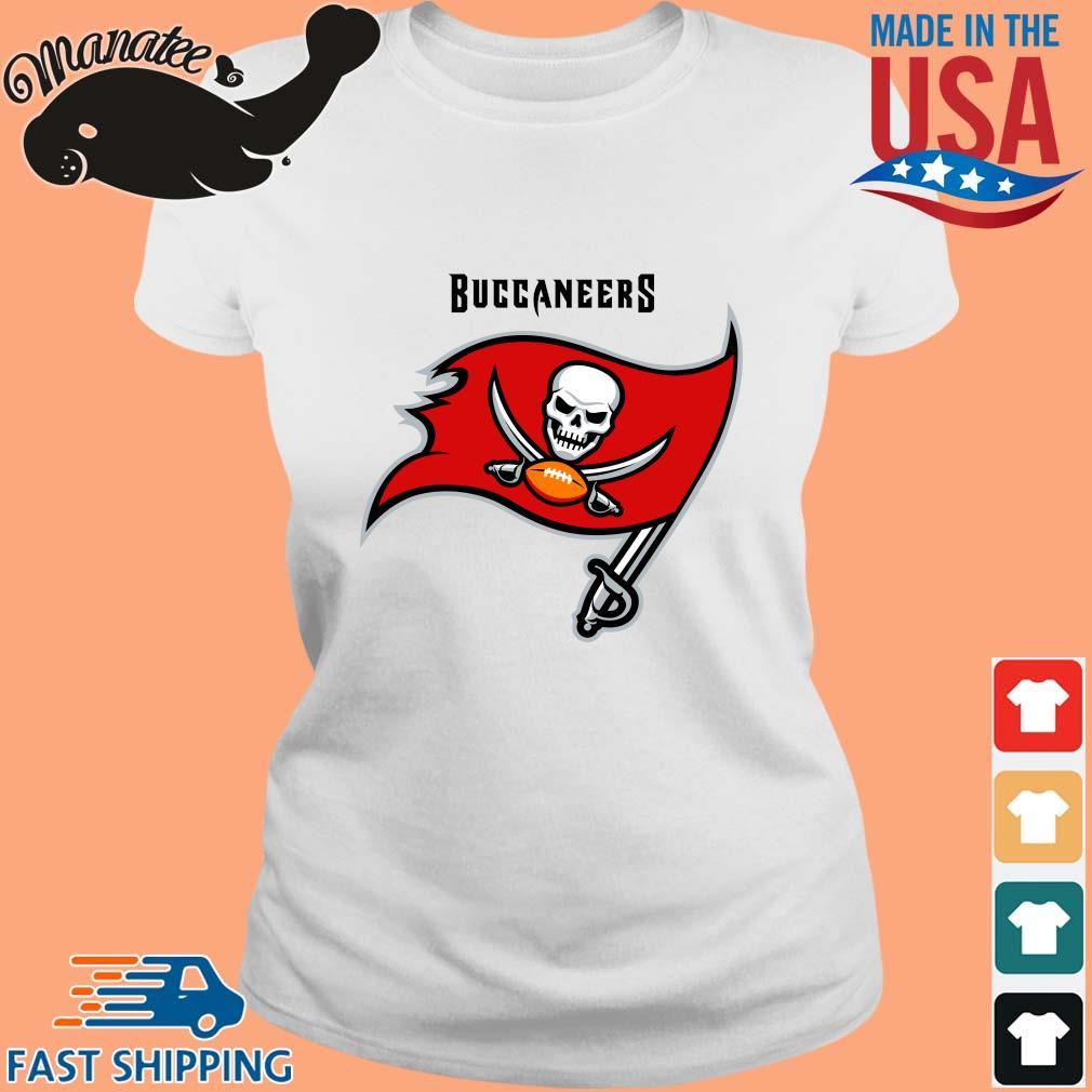 Tampa Bay Buccaneers flag s Ladies trang