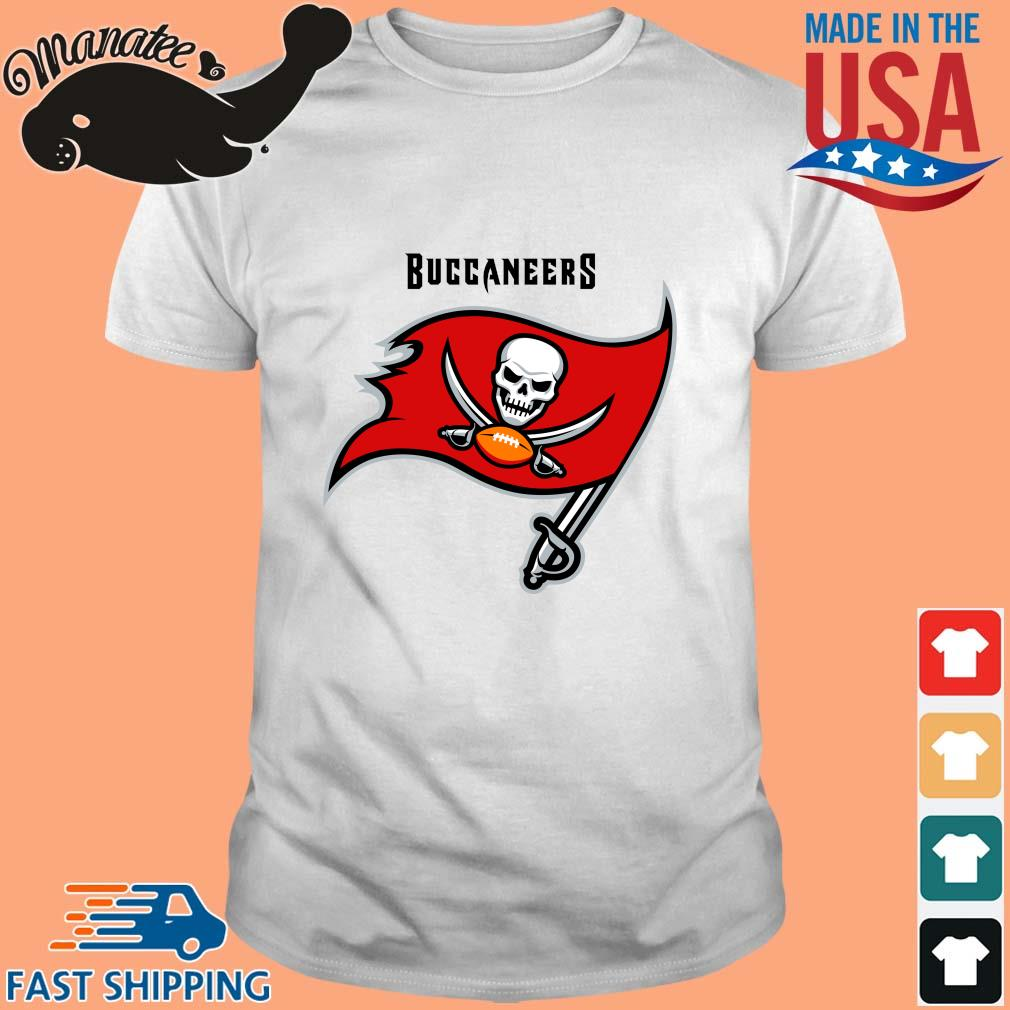 Tampa Bay Buccaneers flag shirt