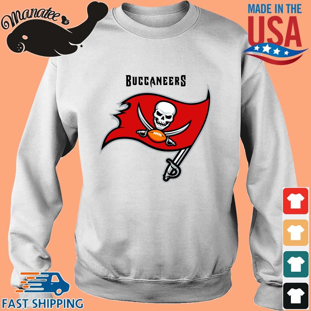 Tampa Bay Buccaneers flag s Sweater trang