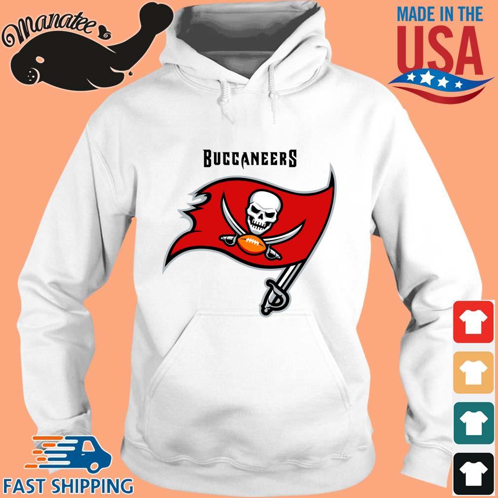 Tampa Bay Buccaneers flag s hoodie trang