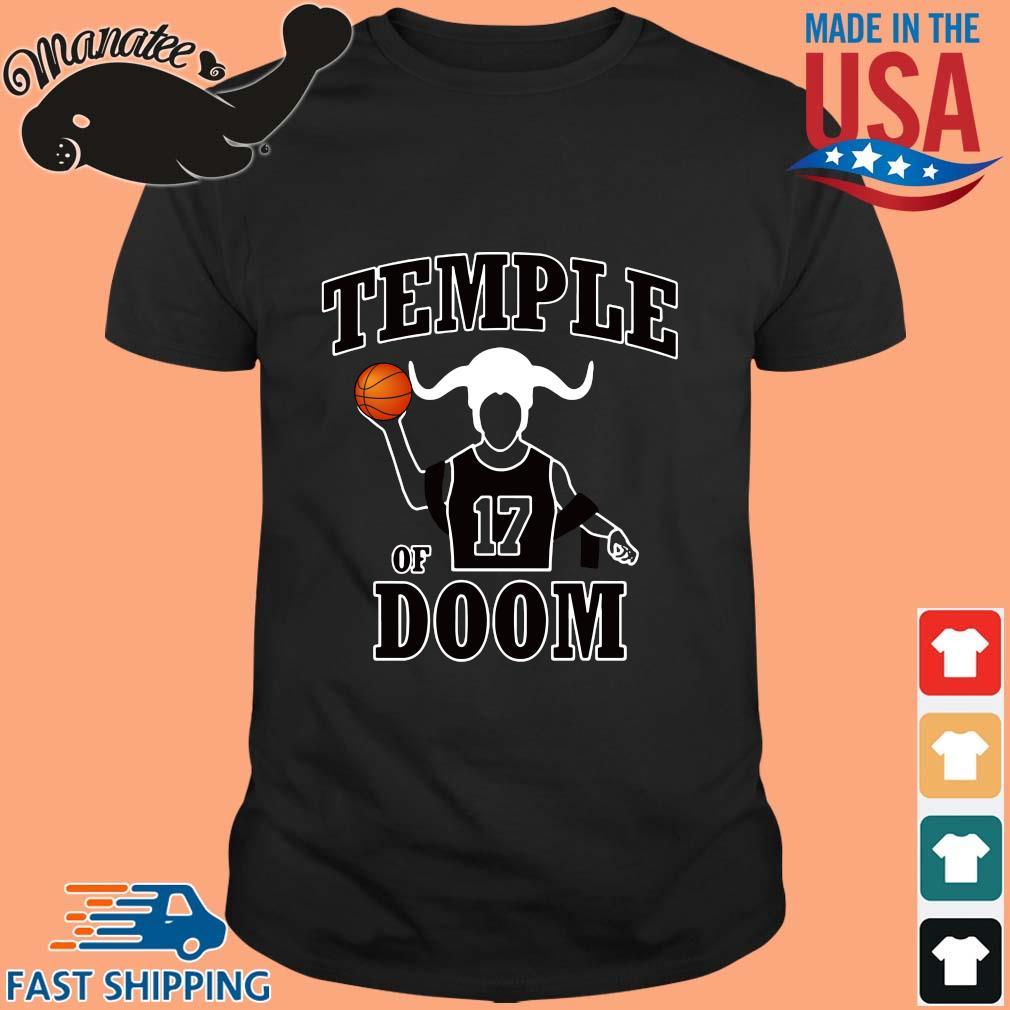 Temple of doom shirt