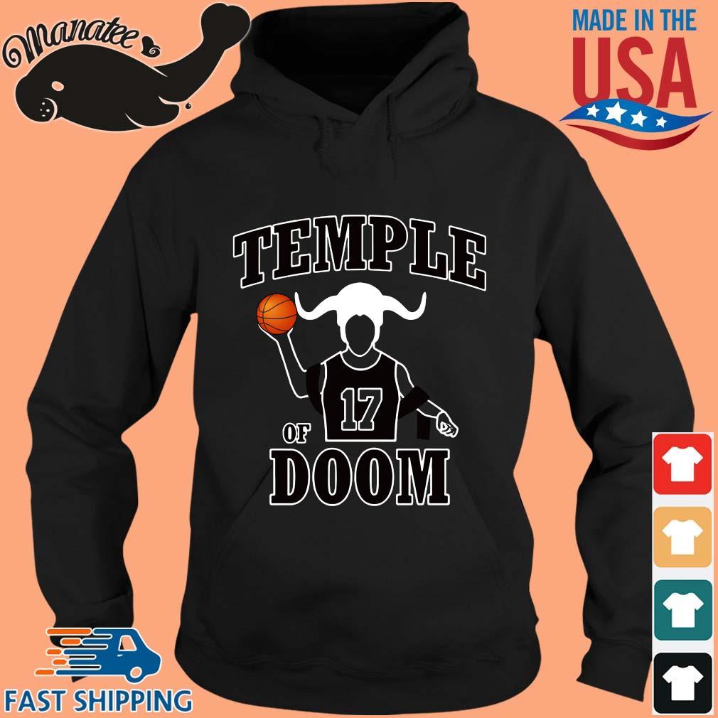 Temple of doom s hoodie den