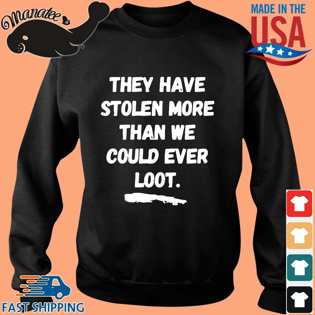 They have stolen more than we could ever loot s Sweater den