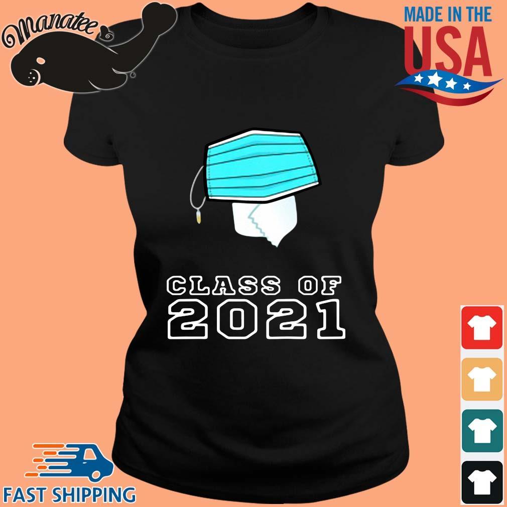 Toilet paper face mask class of 2021 s ladies den