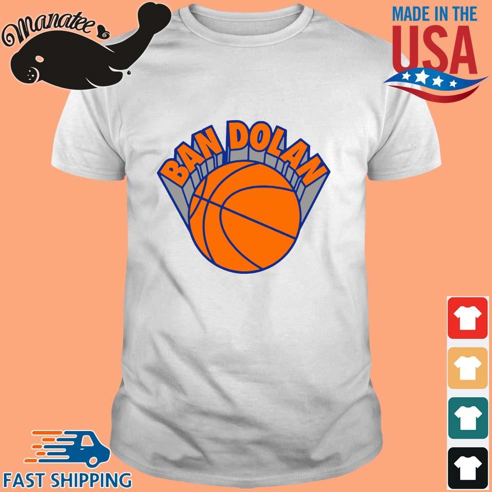 Ban Dolan Basketball Shirt