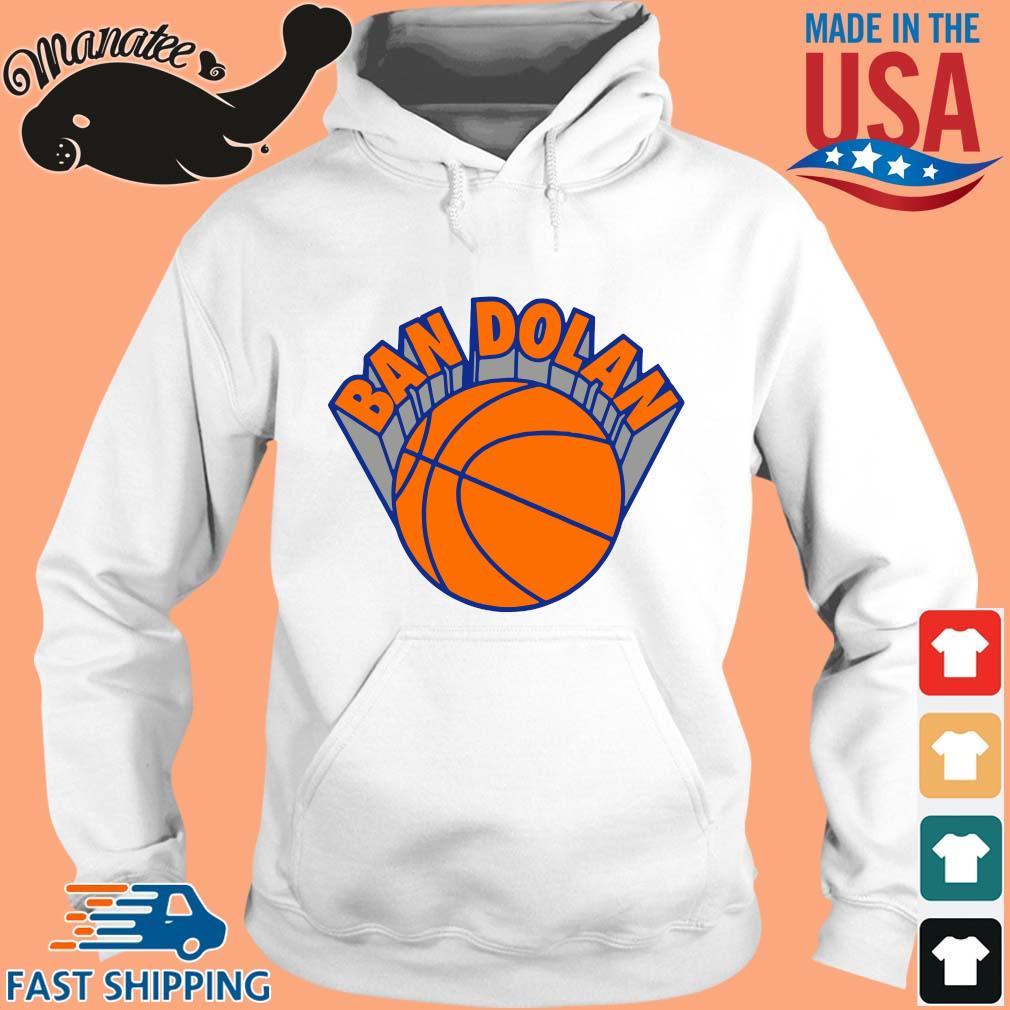 Ban Dolan Basketball Shirt hoodie trang
