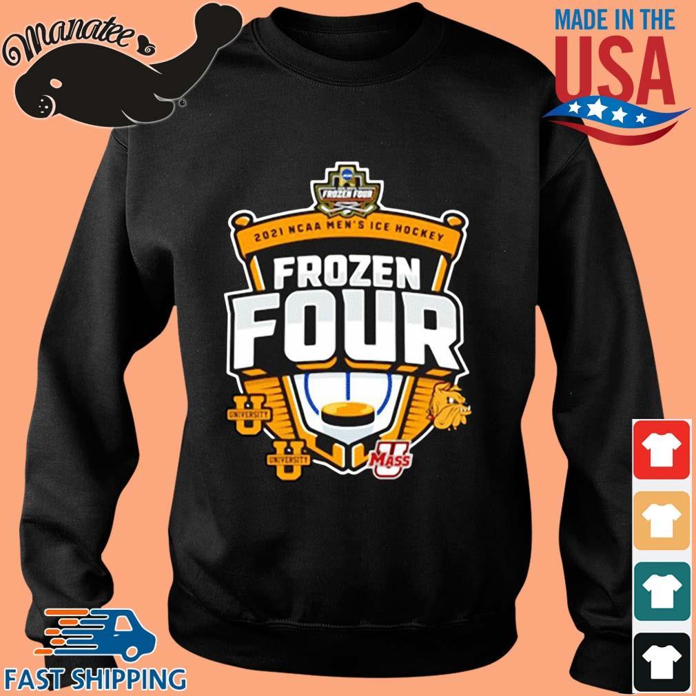 2021 Ncaa Men_s Hockey Tournament Frozen Four Logo Shirt Sweater den