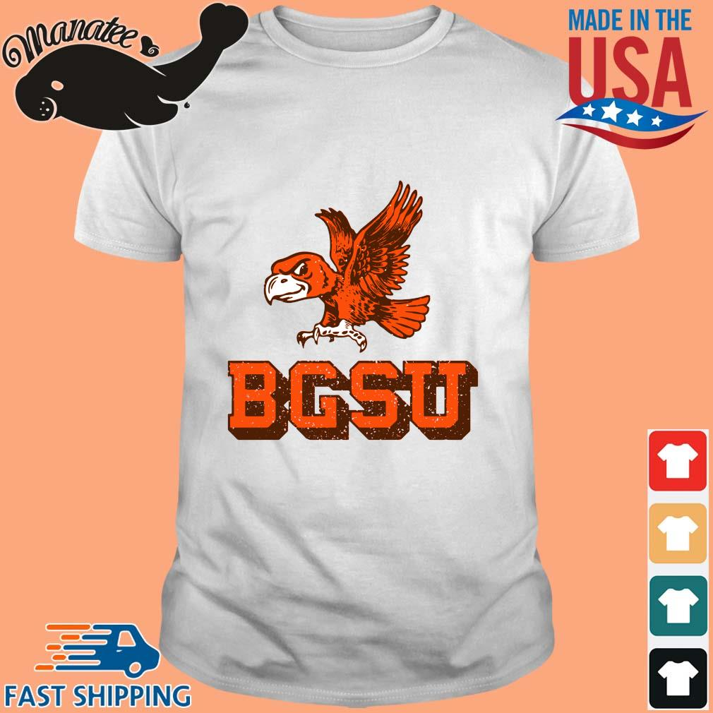 Bowling Green State University Flying Falcon Shirt