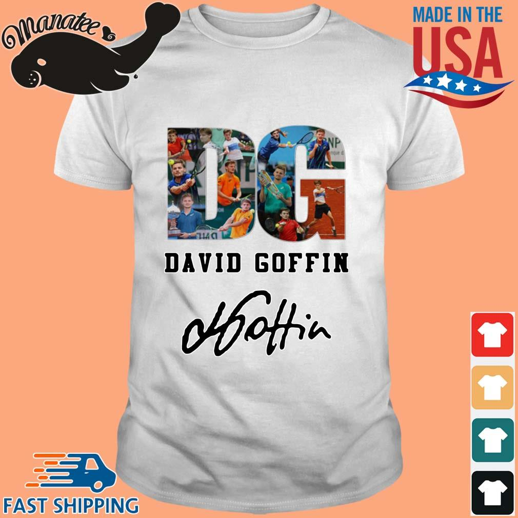 DG David Goffin Signature Shirt