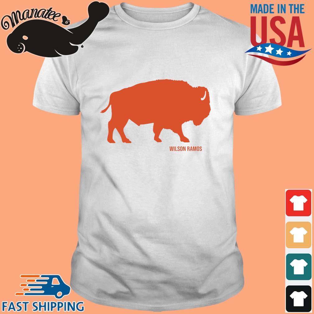 Official Buffalo Wilson Ramos shirt