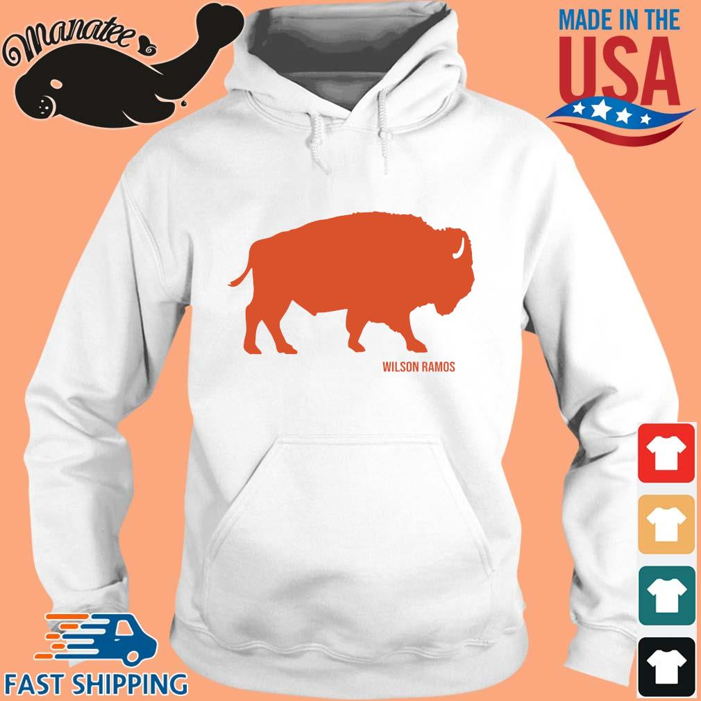 Official Buffalo Wilson Ramos s hoodie trang