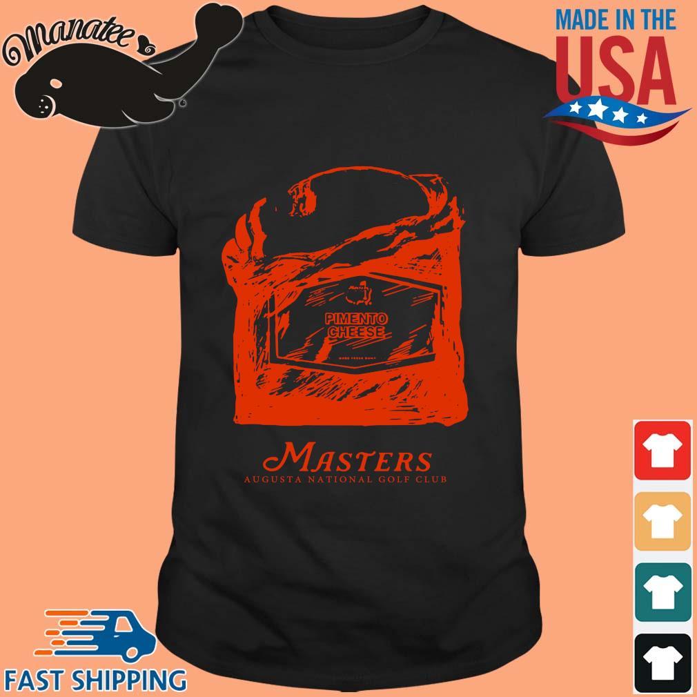 Pimento cheese masters augusta national golf club shirt