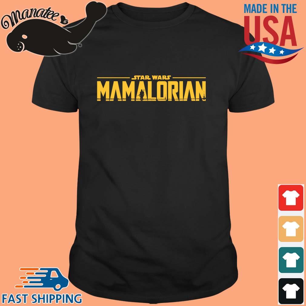 Star Wars Mandalorian shirt