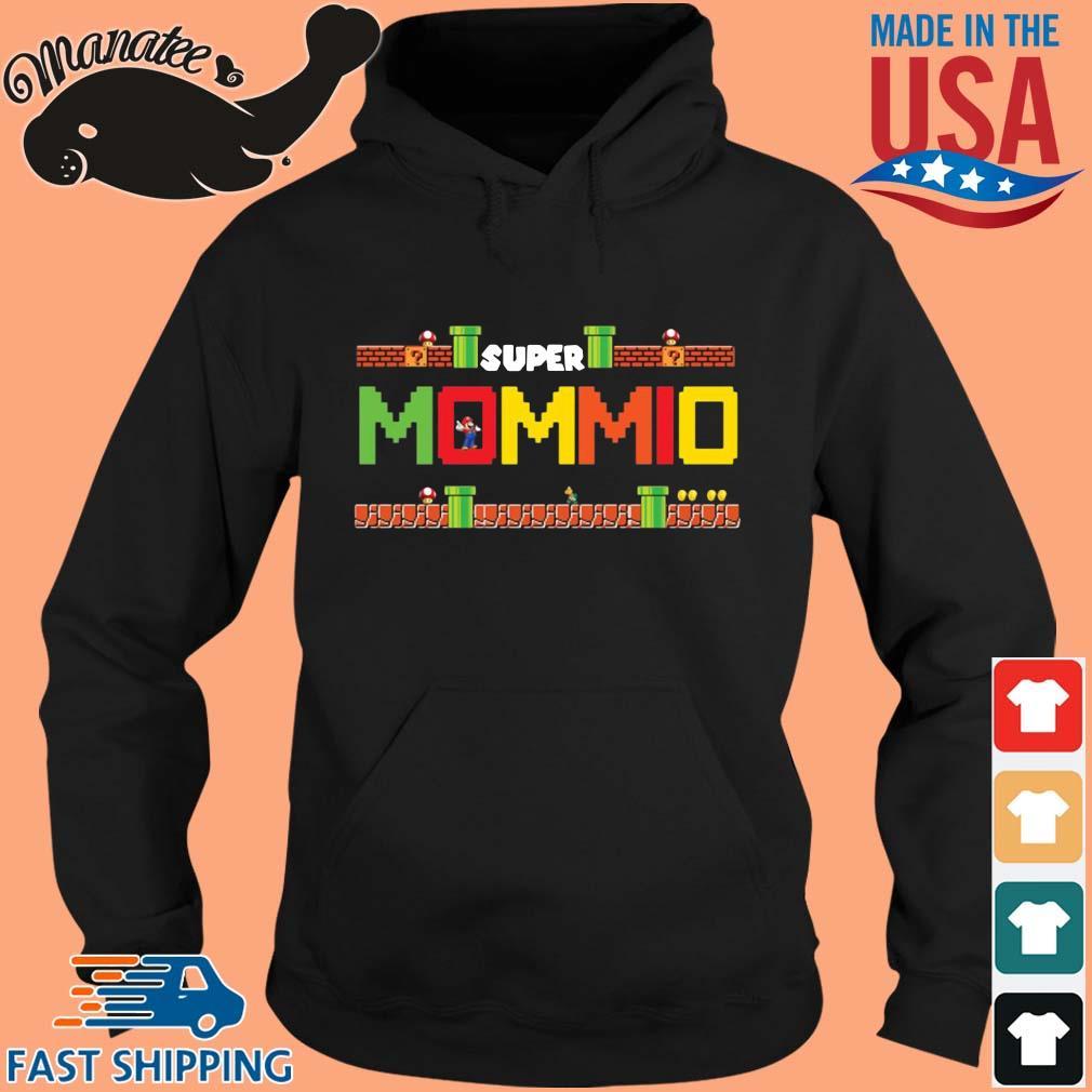 Super Mario Super Mommio Shirt hoodie den