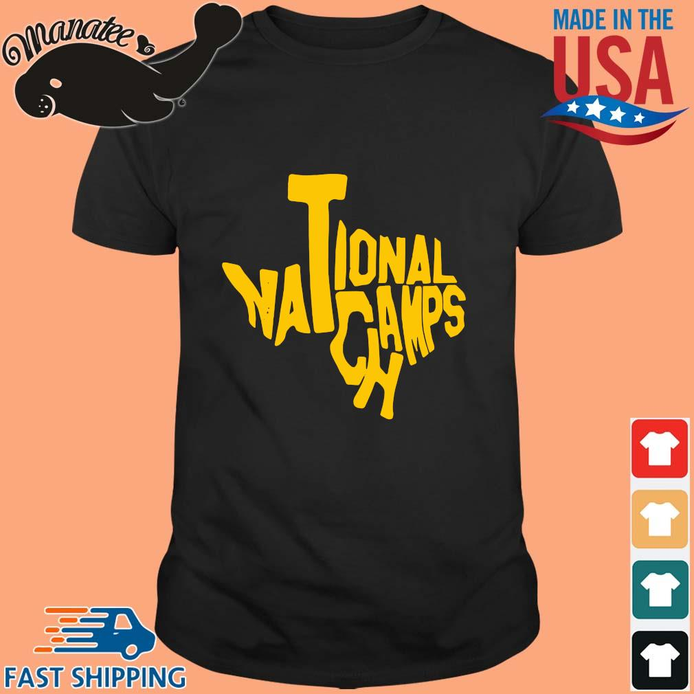 Texas national Champs Shirt