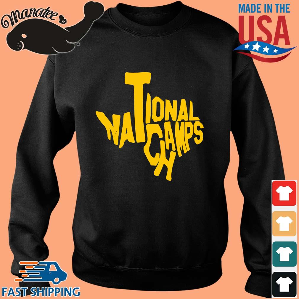 Texas national Champs Shirt Sweater den
