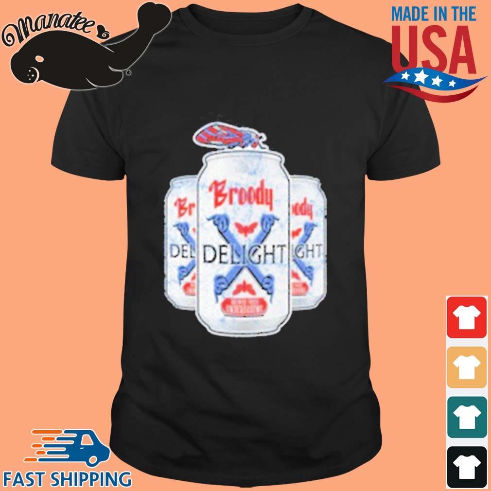Broody X Delight Brewed Fresh Underground Shirt