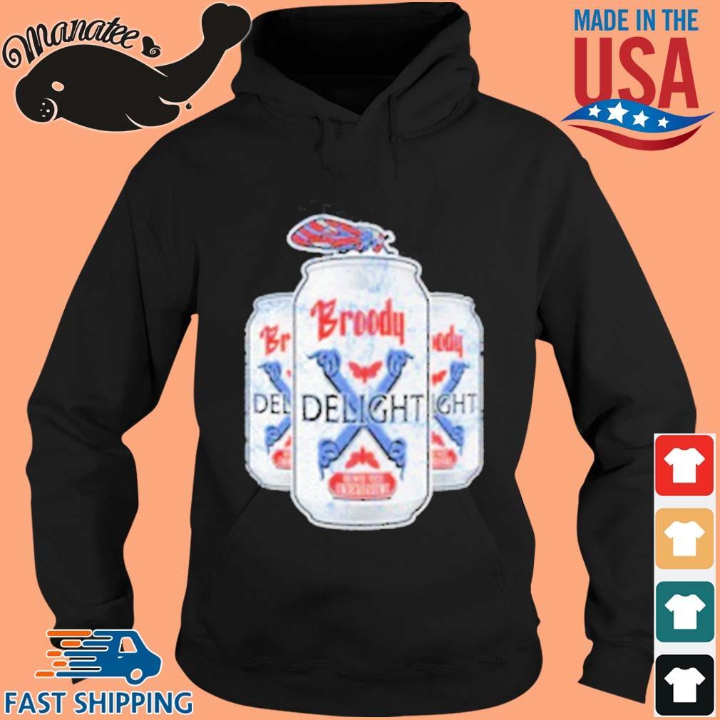 Broody X Delight Brewed Fresh Underground Shirt hoodie den