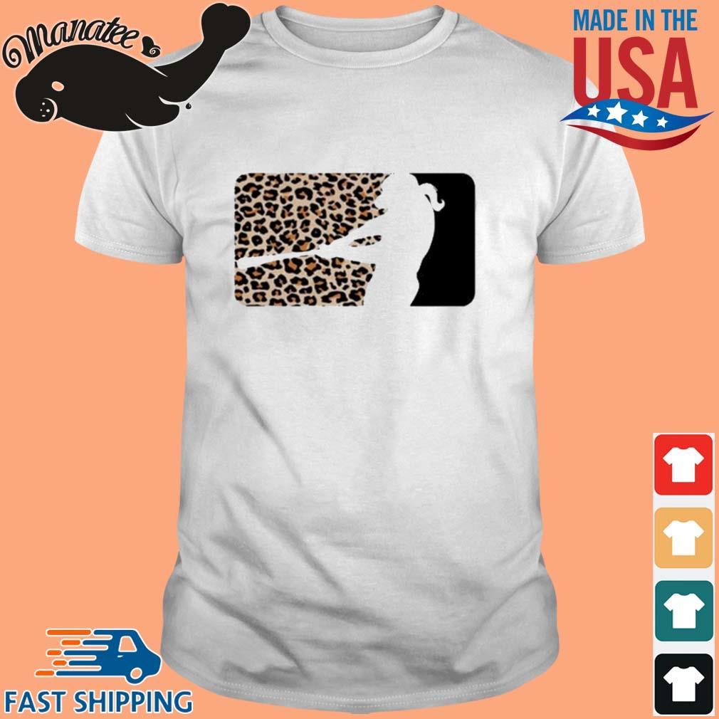 Leopard MLB softball Sublimated Shirt