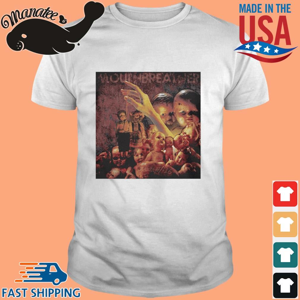 Mouthbreather Dollmeat Pig Shirt