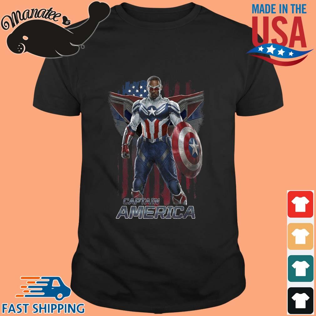 The Falcon Captain America Shirt