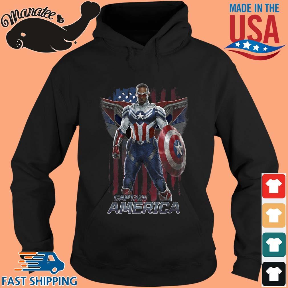 The Falcon Captain America Shirt hoodie den