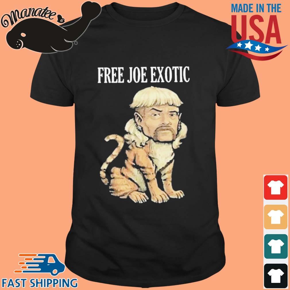 Tiger King Free Joe Exotic Shirt