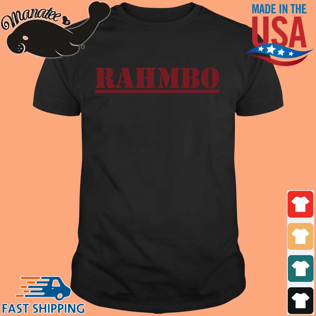 Breaking rahmbo shirt