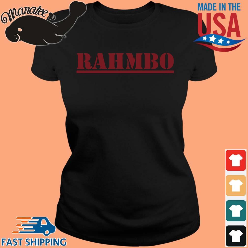Breaking rahmbo s ladies den