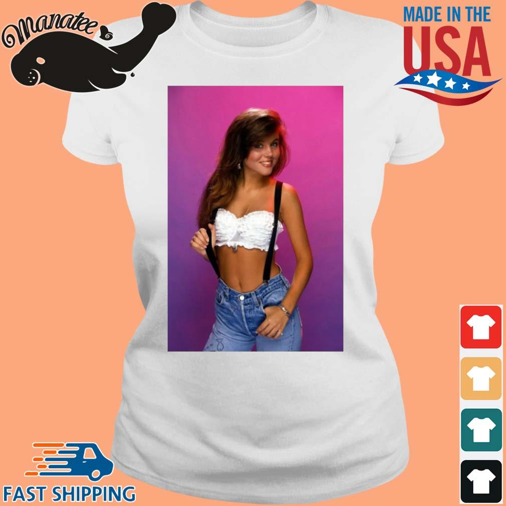 Kelly Kapowski saved by the bell retro 80's s Ladies trang