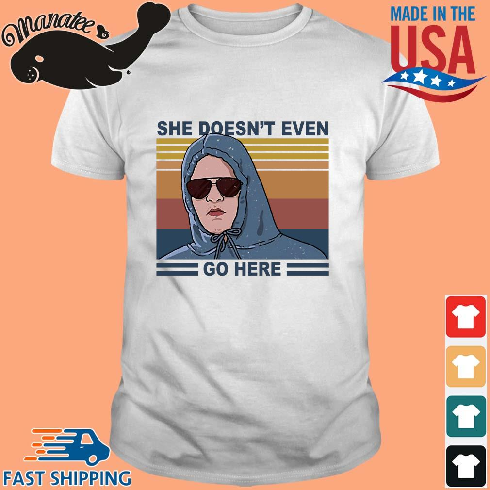 Damian She doesn't even go here vintage shirt