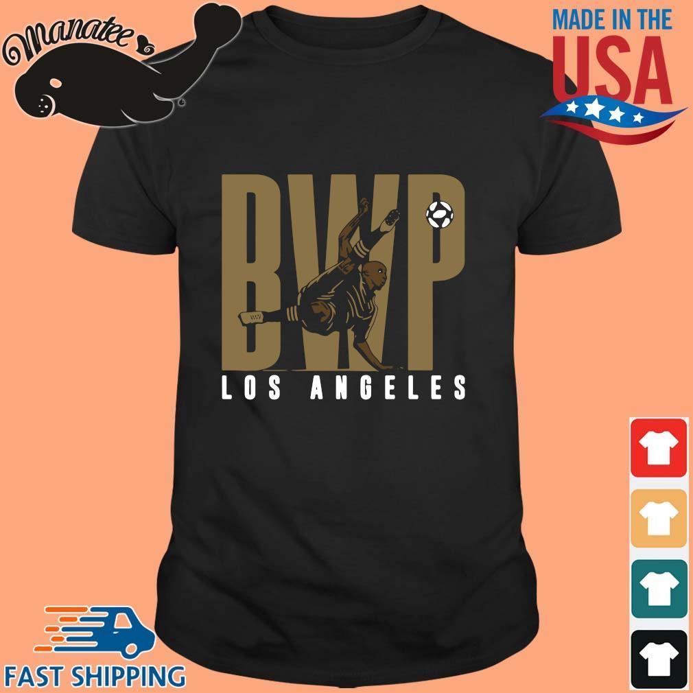 Bradley Wright-phillips BWP Los Angeles shirt