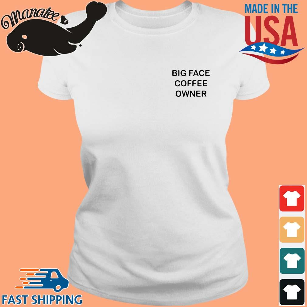 Jimmy Butler Big Face Coffee Owner Shirt Sweater Hoodie And Long Sleeved Ladies Tank Top