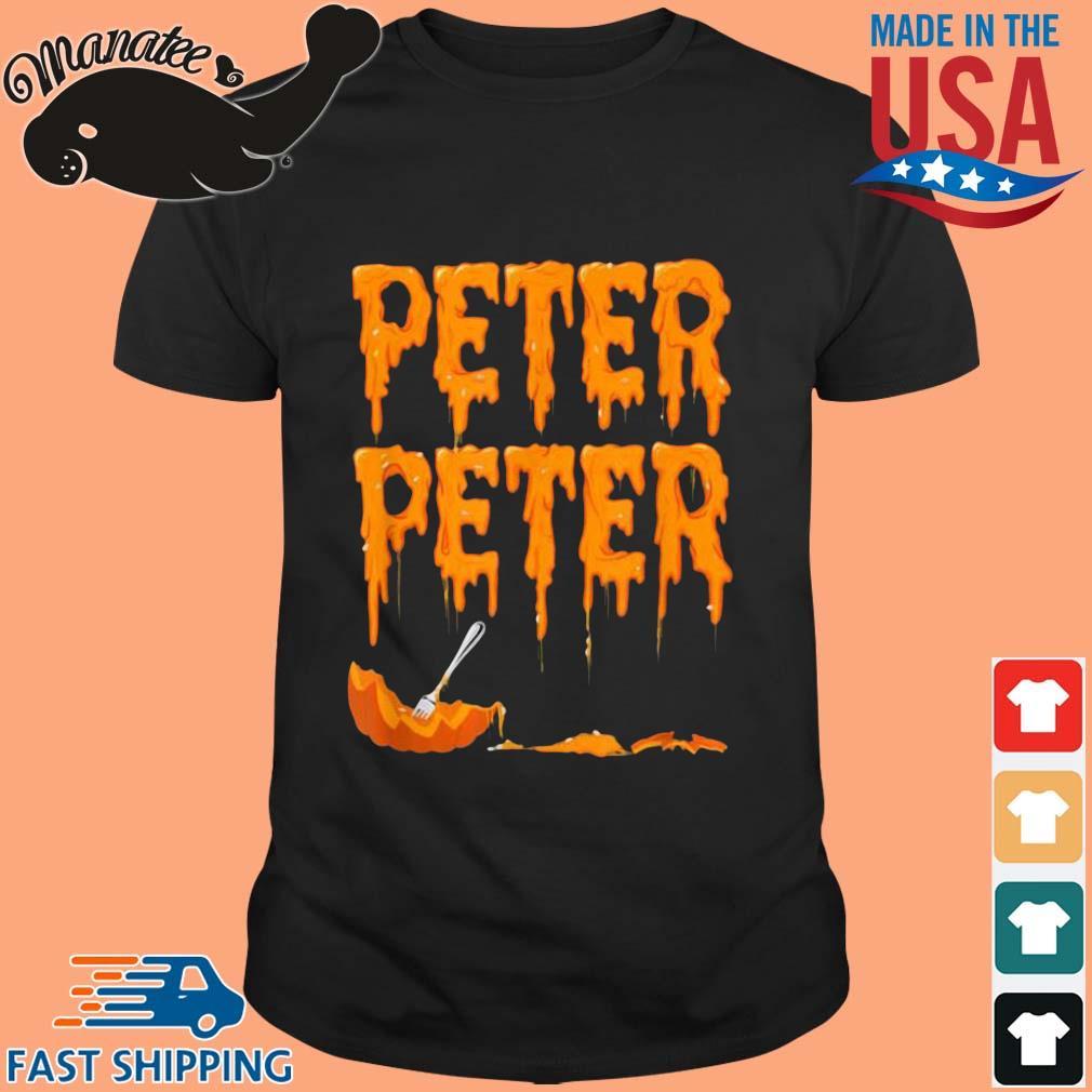 Peter peter Halloween shirt