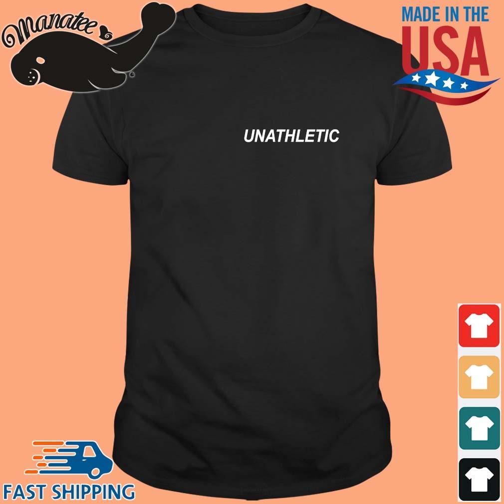 Unathletic shirt