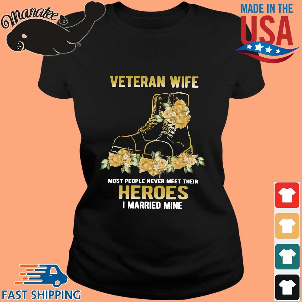 Veteran wife most people never meet their heroes I married mine flower s ladies den