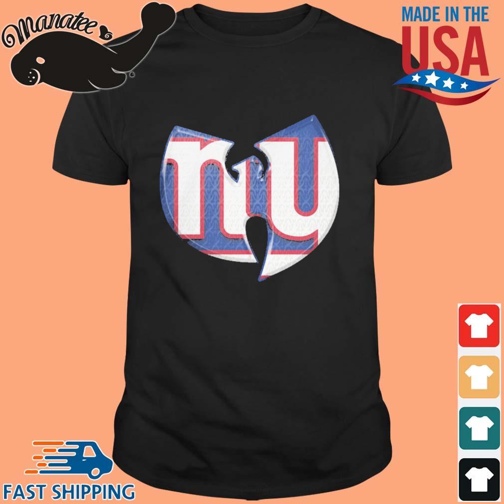 Wu Tang New York Giants shirt