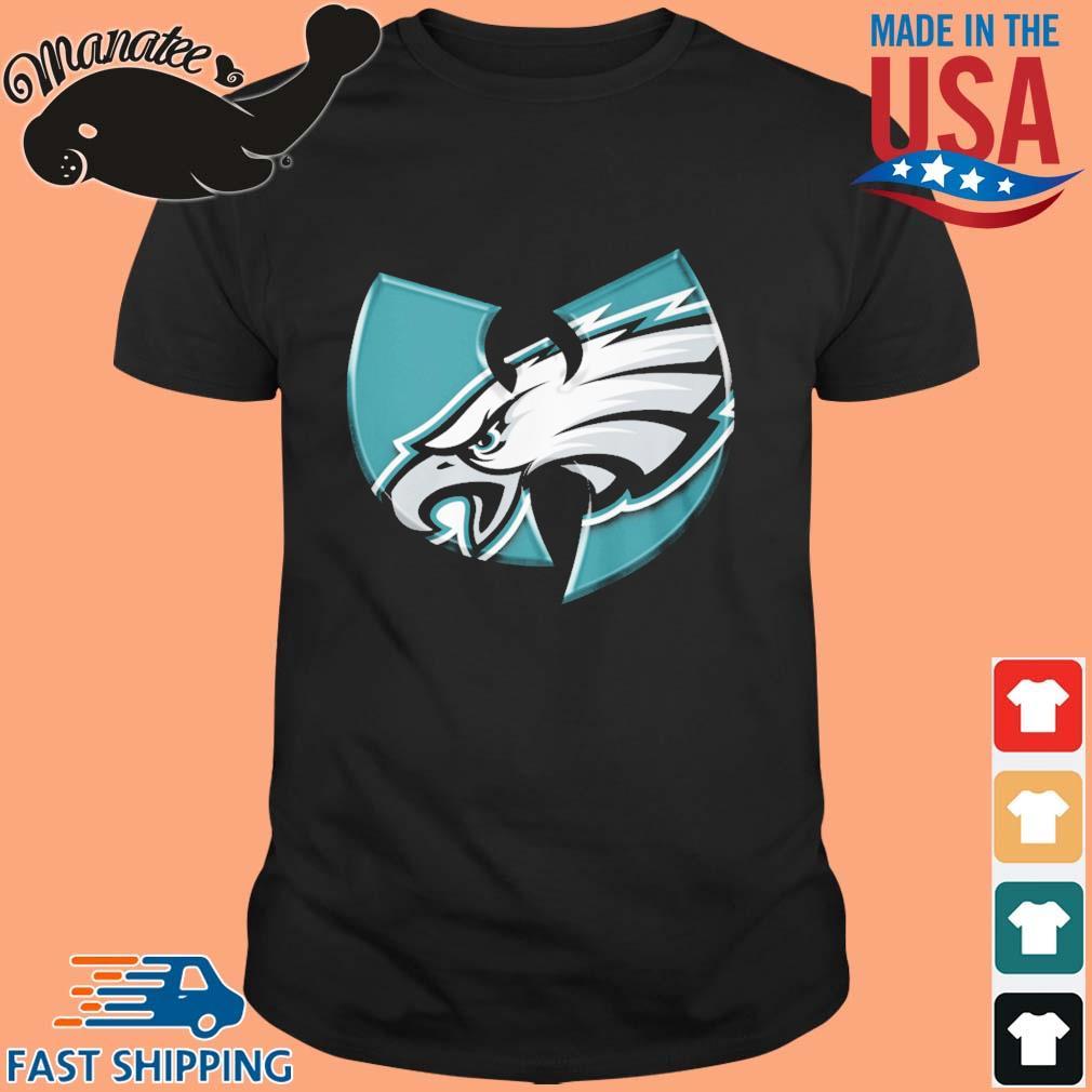 Wu Tang Philadelphia Eagles shirt