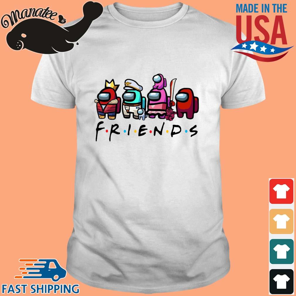 Among Us friends shirt