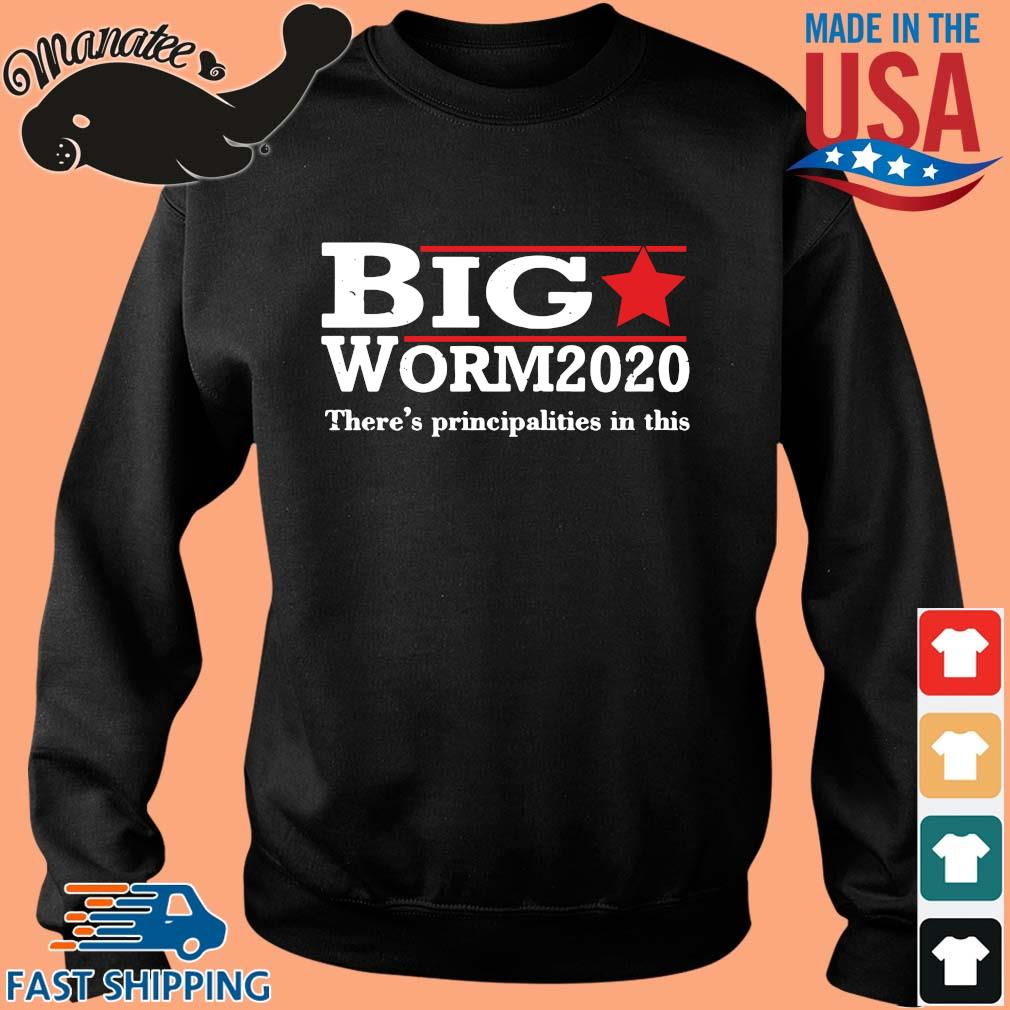 Big worm 2020 there's principalities in this s Sweater den