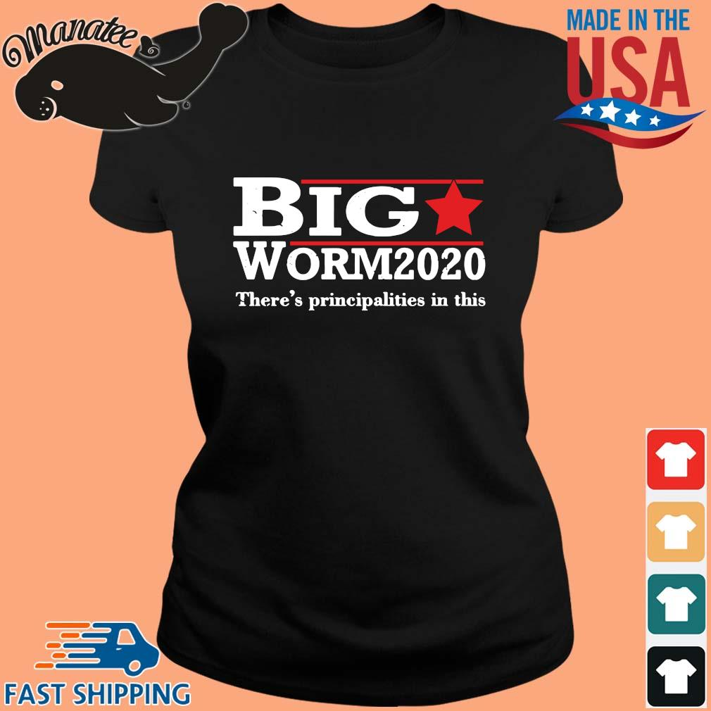 Big worm 2020 there's principalities in this s ladies den