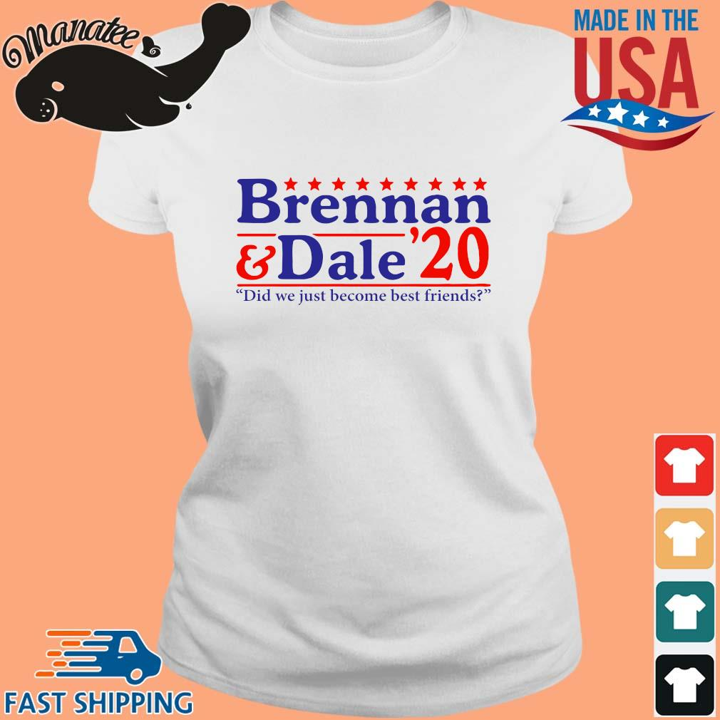 Brennan and Dale _20 đi we just become best Friends s Ladies trang