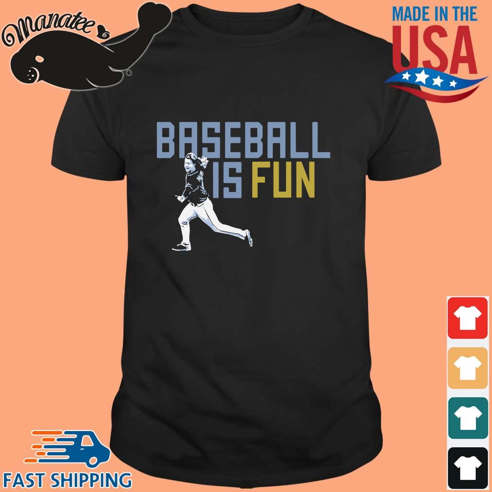 Brett Phillips Baseball is fun shirt