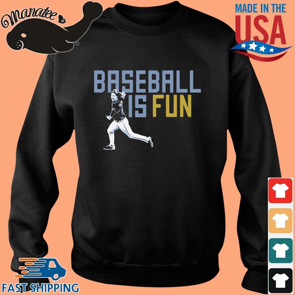 Brett Phillips Baseball is fun s Sweater den