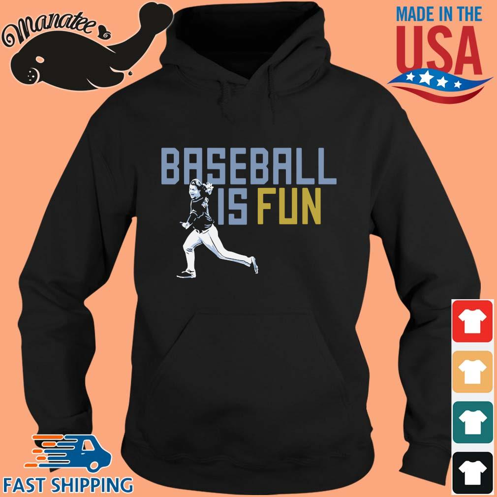 Brett Phillips Baseball is fun s hoodie den
