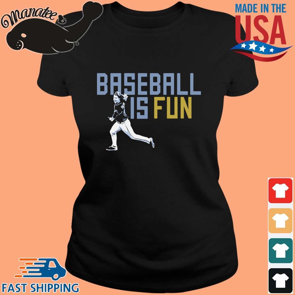 Brett Phillips Baseball is fun s ladies den