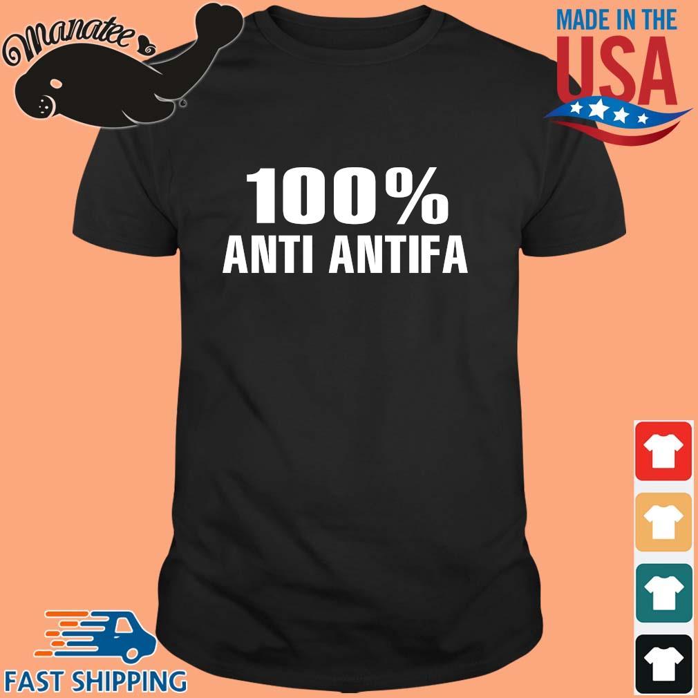 100 anti antifa shirt